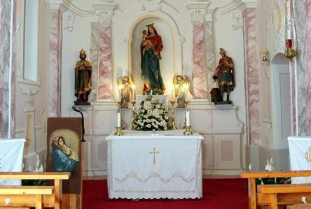 Plébániai hírek – A bucsui templomban tartják szerdán a fatimai engesztelő imanapot