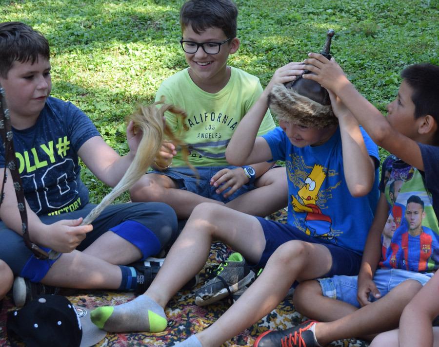 Június 10-éig lehet jelentkezni a Szeredás nyári tábor öt turnusába