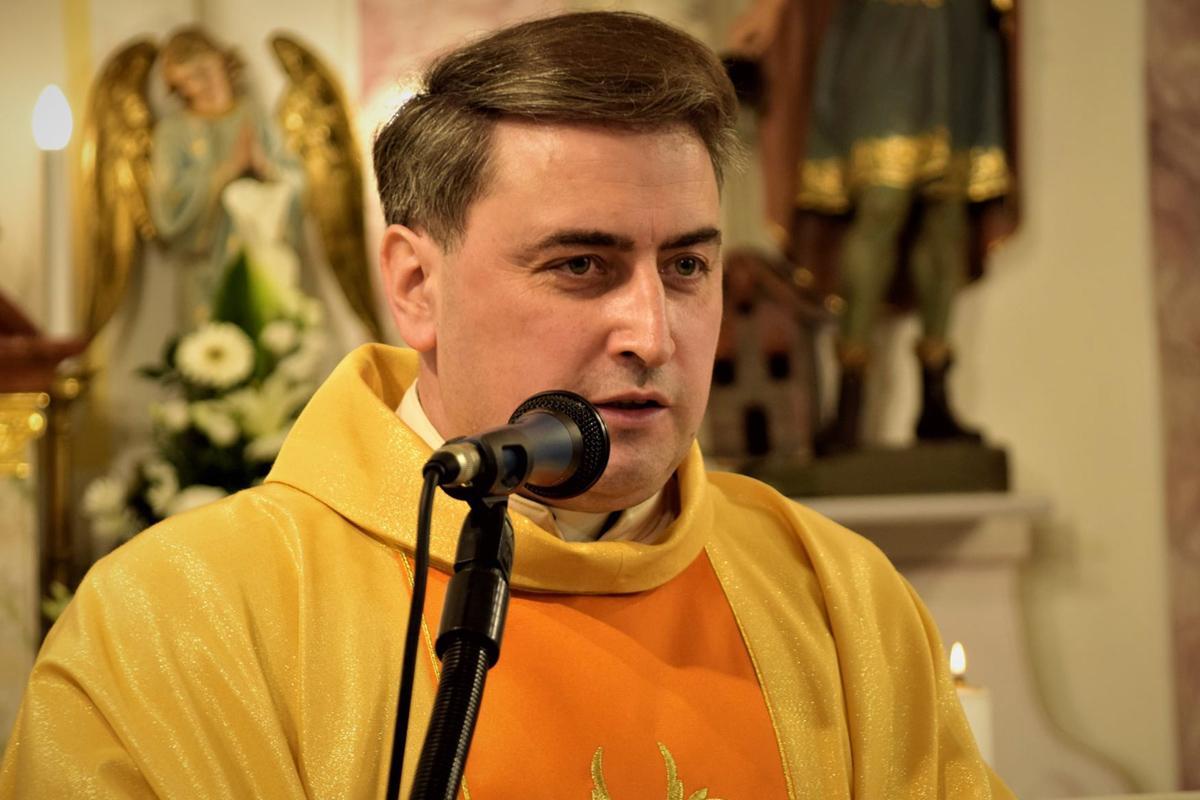 Dr. Perger Gyula távozik Toronyból, Kőszegre kapott plébánosi kinevezést
