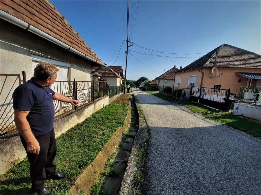 Közel hetvenmillió forintot nyert a toronyi önkormányzat a község csapadékvíz-elvezetési rendszerének fejlesztésére
