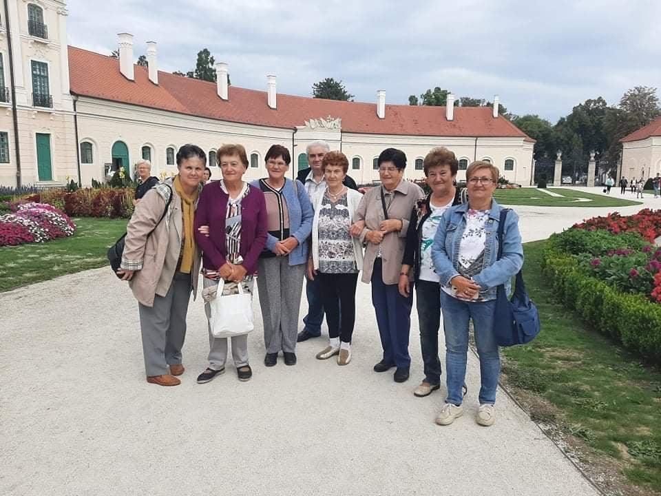 Rengeteg élménnyel tértek haza a kirándulásról a nyugdíjasok